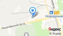 Лихаческий технопарк на карте