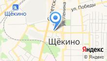 Щёкинское бюро путешествий и экскурсий на карте