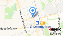 Лобня-Фарм на карте