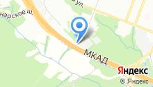 Ясенево на карте