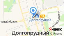Ksenia Andreeva на карте