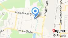 Спиди-Лайн на карте