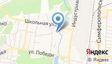 Студия красоты Давиденко Светланы на карте