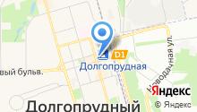 Флинт на карте