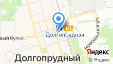 Московский комсомолец на карте