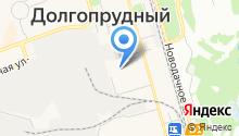 Учебно-научно-производственный комплекс Московского физико-технического института на карте