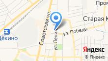 Центр регистрации и автострахования транспорта на карте