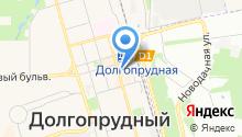 РИКСОМ-М на карте