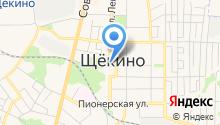 Щёкинский художественно-краеведческий музей на карте