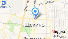 Щёкинская центральная районная аптека на карте