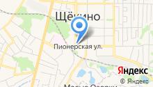 Иван на карте