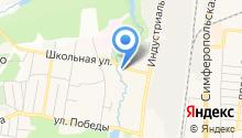 Bonita на карте