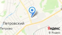 ВЕКТОР+ на карте