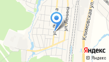 Леннокс на карте