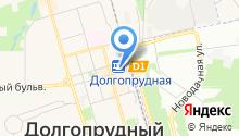 МСПК на карте