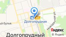 ЭдитА на карте