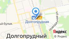 Киоск бытовых услуг на карте