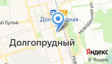 СервисКом на карте