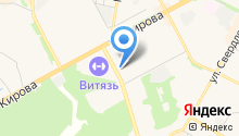 Войковские колбасы на карте