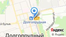 Магазин обуви и кожгалантереи на карте
