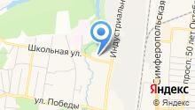 Автогран Плюс на карте