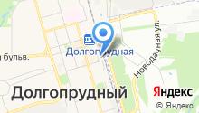 Бутон на карте