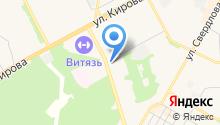 Overmoda на карте