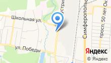 Юлис на карте