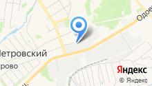 Полунина Н.В. на карте