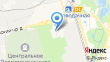 «ПРОМРЕСУРССЕРВИС» на карте