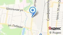 ОКНА-КЛИМОВСК на карте