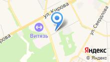 АвтоКонсульт на карте