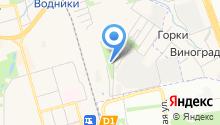 Церковь Преподобного Серафима Вырицкого на карте
