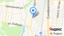 Дента Эстет+ на карте