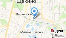 ЦМЗ на карте