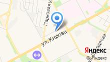 ГидБурСервис на карте
