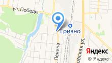 Спортклуб Орбита - Фитнес-центр, сауна на карте