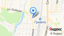 Облик на карте