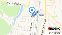 Главное управление Пенсионного фонда РФ №4 г. Москвы и Московской области на карте