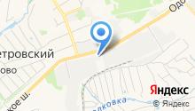 М-групп на карте