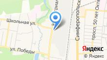АКИБ Образование на карте
