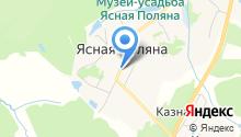 Среднерусский банк Сбербанка России на карте