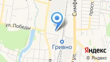 Семейный магазин на карте