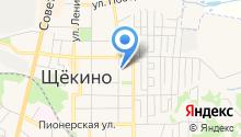 Детская музыкальная школа №1 им. Л.Н. Толстого Щёкинского района на карте