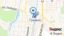 Фотоателье на Железнодорожной на карте