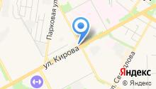 Арт фото на карте