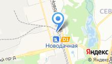 МФТИ на карте
