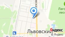 ВТВ на карте