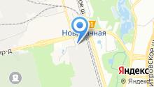 ОТИСИФАРМ, ПАО на карте