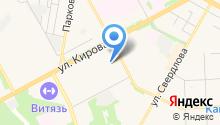 БСПБ на карте